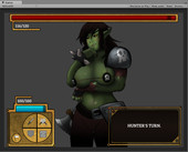 Hoonters Monster Hunting 0.10D by Nicoffee - Monster girl