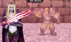 ZULEYKA GAMES - Whorelords 2.6 - Bdsm