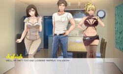 Infidelisoft - Swing and Miss [v.0.01.1] (2018) (Eng) - NTR