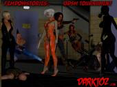 Darktoz Femdomstories BDSM Tournament Full ver - Bdsm