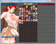 The Queen Of Fighters English ver. - Big breasts